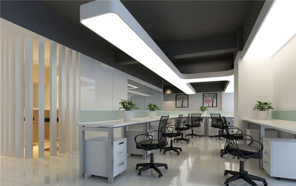 盐城装修公司办公室设计案例