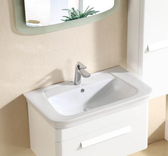 洗手盆安装高度尺寸