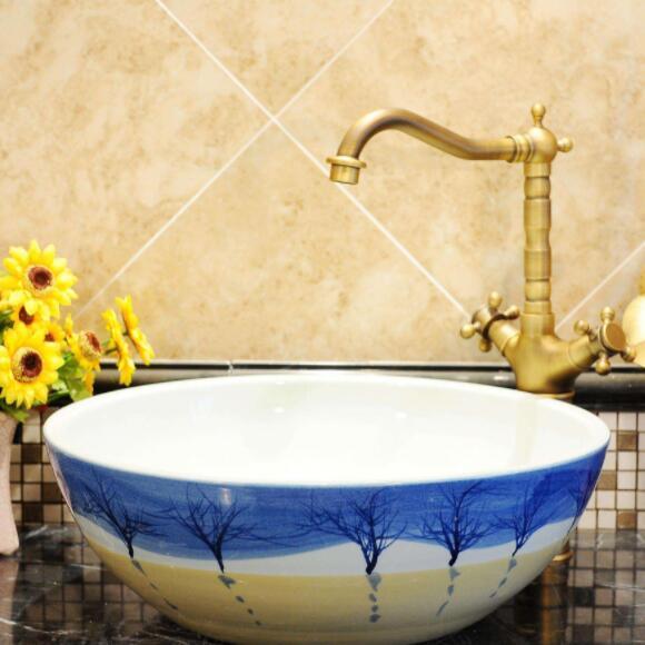 洗手盆安装图解教程