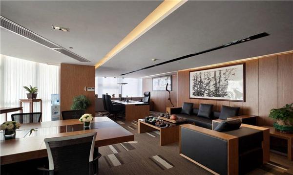 六安辦公室裝修公司哪家好 60平米辦公室裝修設計