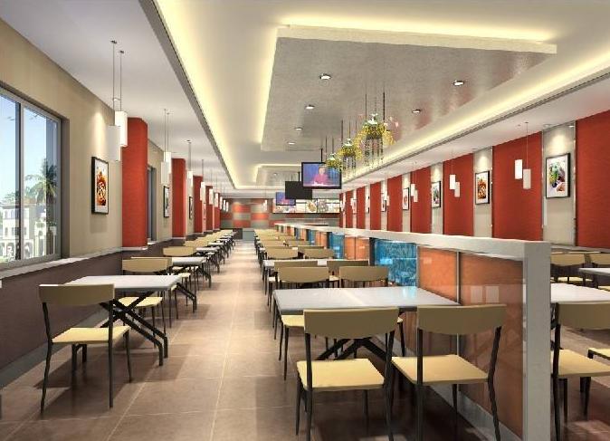 太原餐饮店装修设计