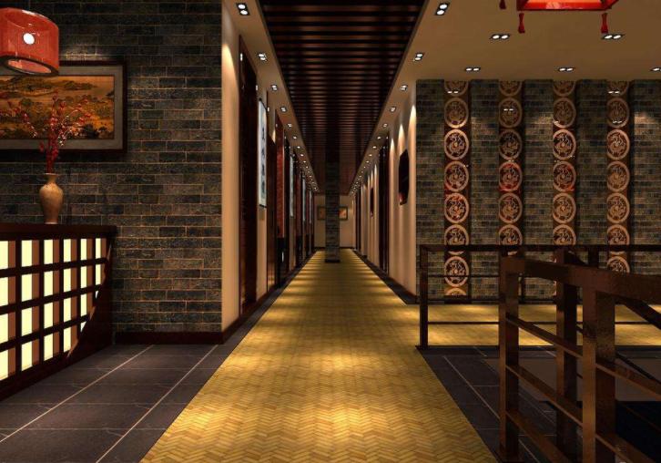 郑州茶楼装修设计