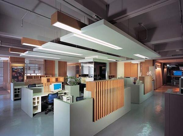 办公室装修设计图片
