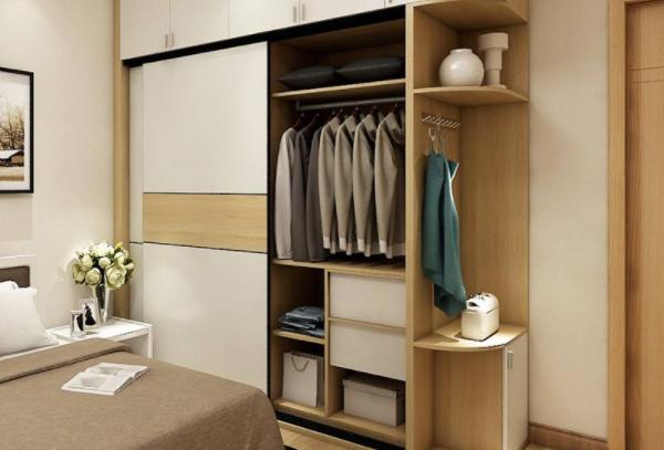 衣柜定制好还是木工做好