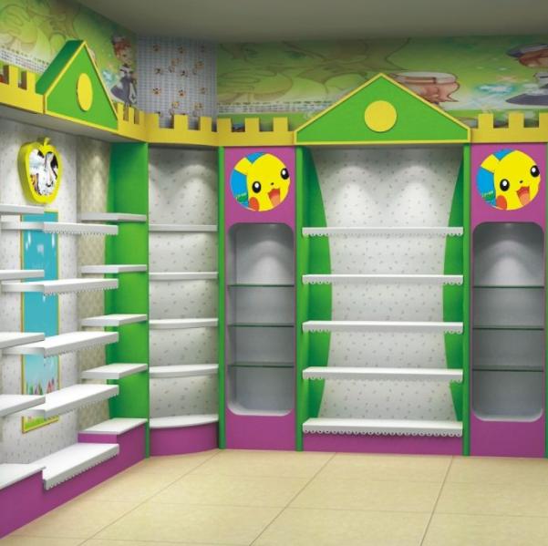 儿童服装店装修多少钱