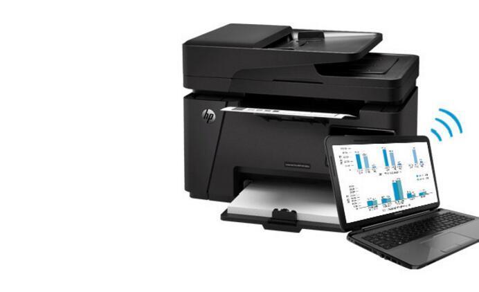 惠普无线打印机怎么连接电脑