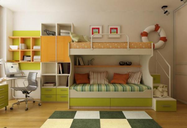 儿童床选择什么样的