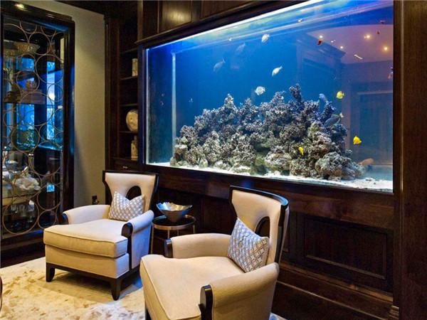 鱼缸放在客厅什么位置最好