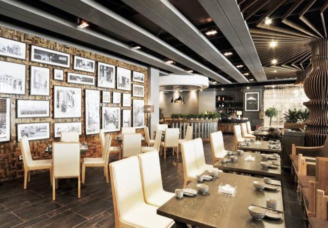 郑州餐馆装修价格