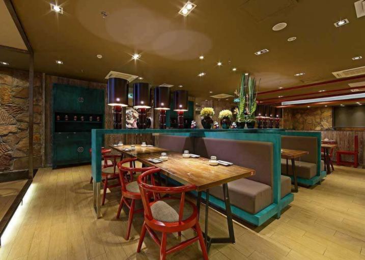 郑州100平米餐馆装修费用