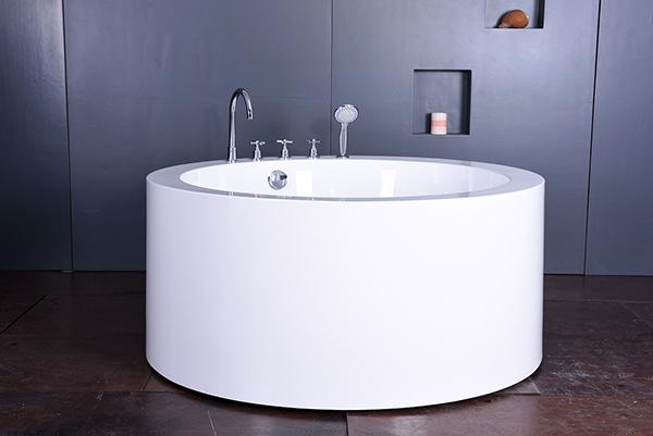 圆形浴缸使用说明