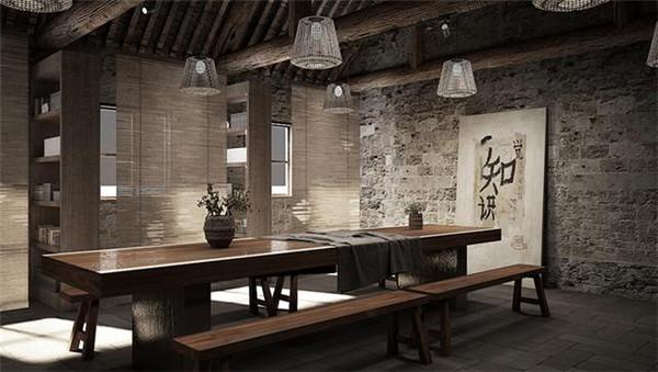 杭州茶楼装修设计效果图