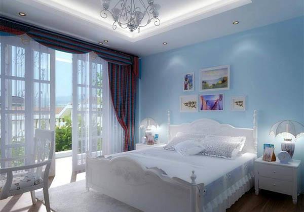 卧室带阳台怎么设计