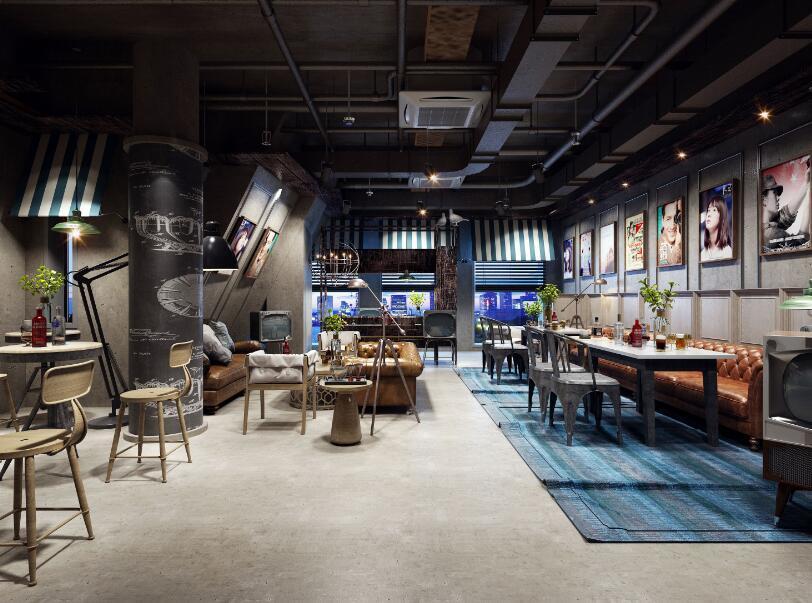 上海咖啡店装修价格
