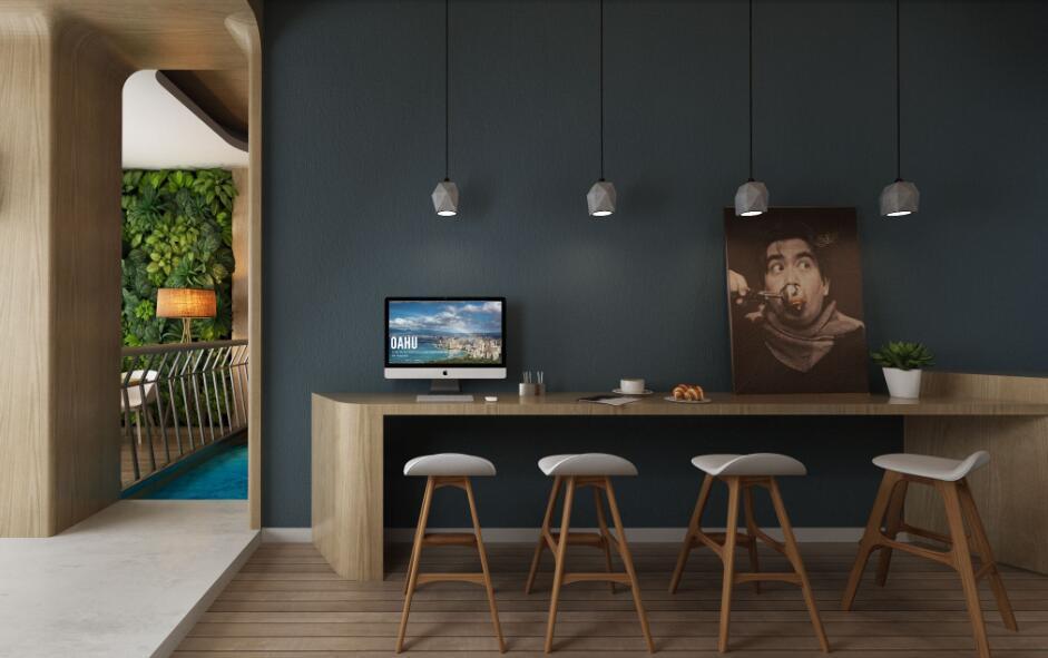 上海咖啡店装修风格设计