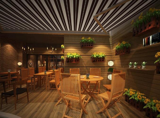 咖啡店装修风格设计