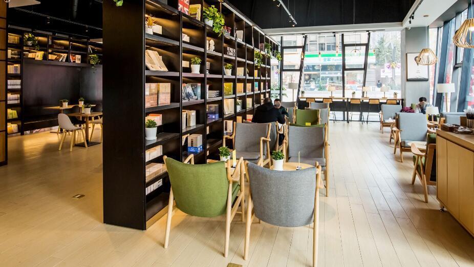 上海咖啡店装修效果图
