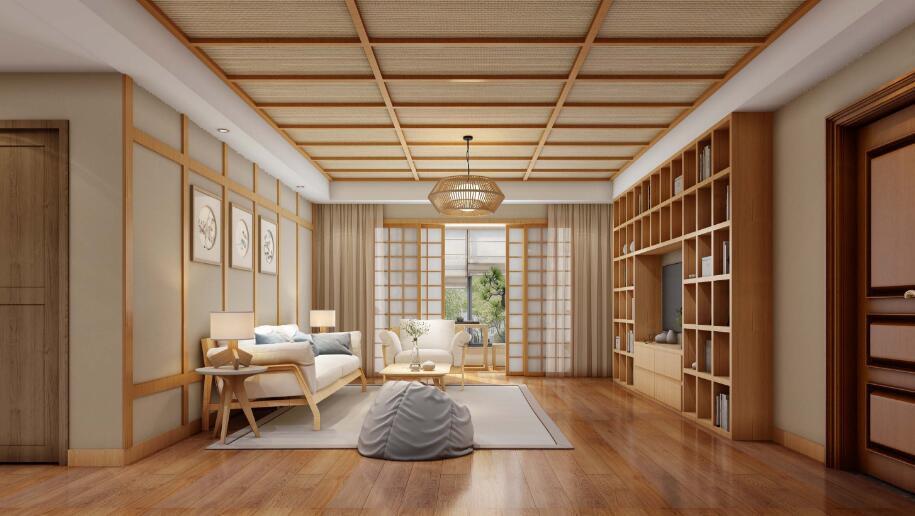 6-7万元装修三室一厅