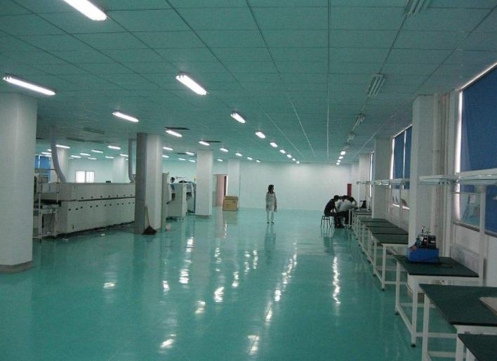 郑州工厂装修公司