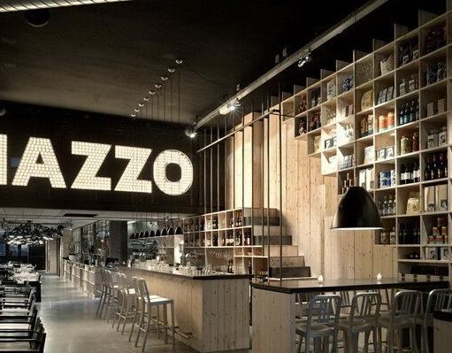 古朴咖啡厅装修效果图