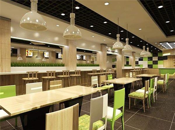 西安餐饮店装修价格标准