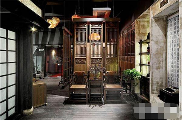 北京茶楼装修效果图