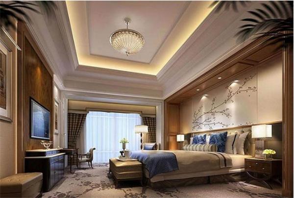 杭州宾馆装修设计效果图