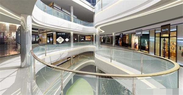 北京商场装修设计