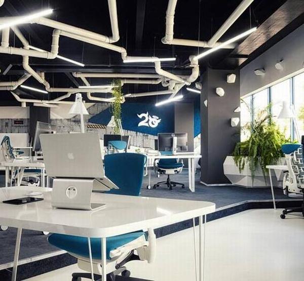 小型办公室装修设计要点