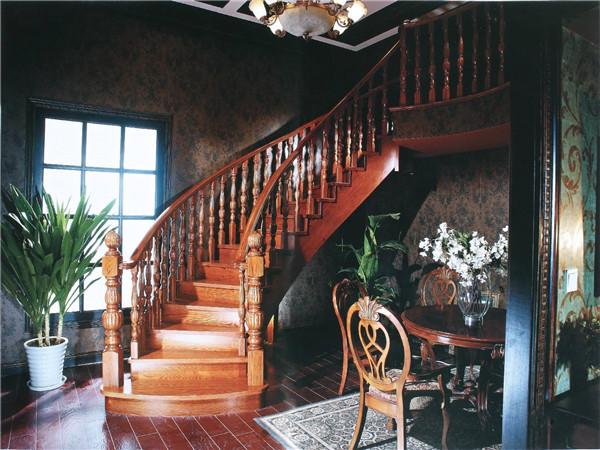 木制楼梯怎么保养