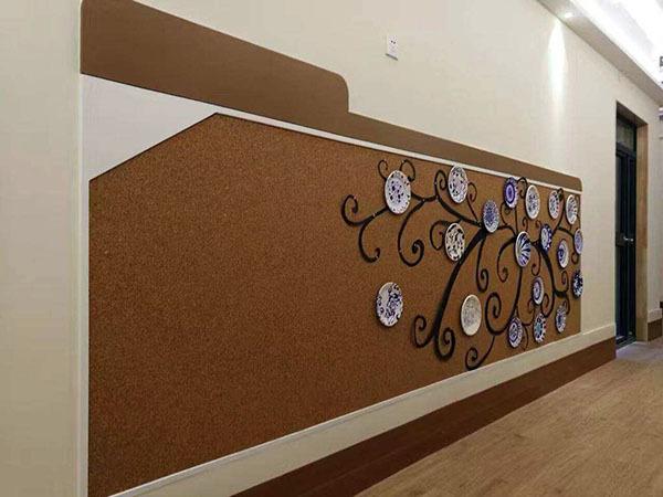 软木墙板怎么安装