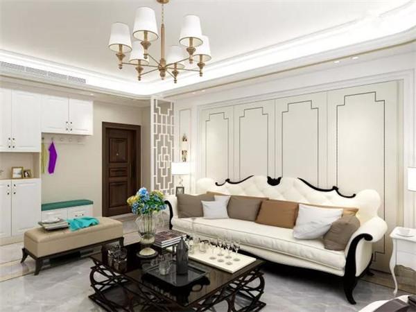 盐城鼎典装饰中式风格设计案例