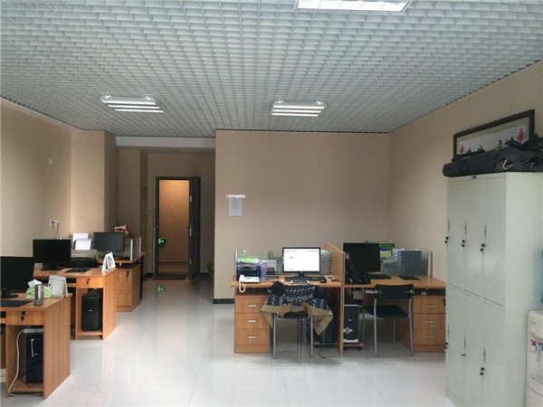 盐城鼎典装饰办公室设计案例
