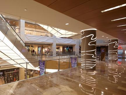 松江区大型商场装修分类和布局