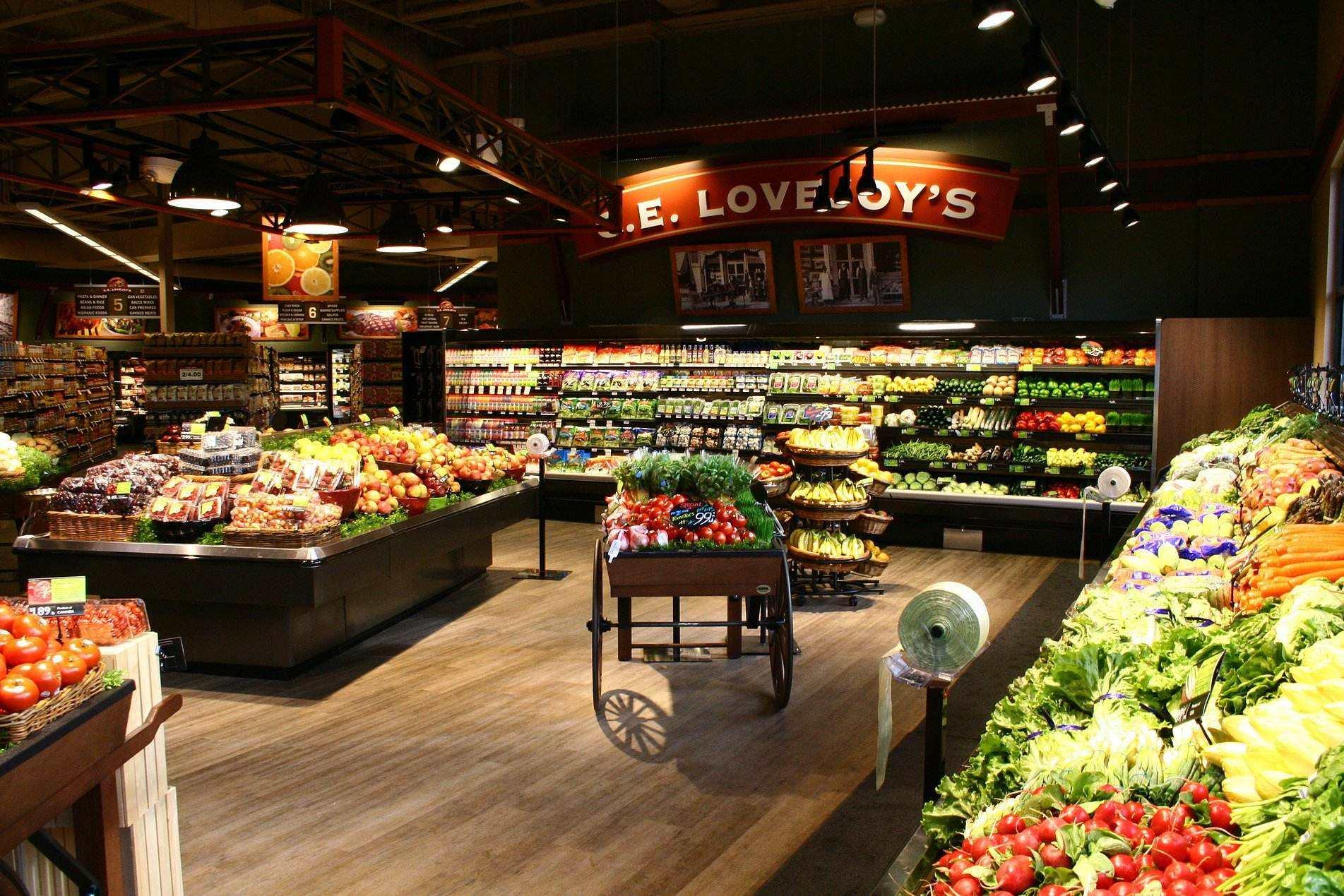 超市装修多少钱一平米