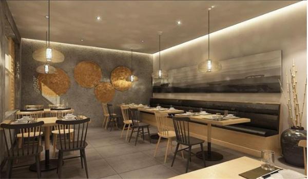 北京餐饮店装修设计