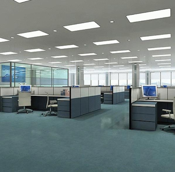 办公室厂房装修设计