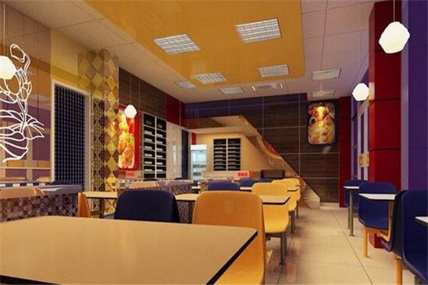 南宁餐厅装修设计