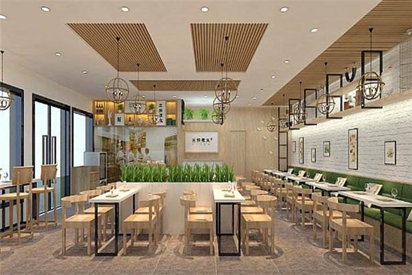 南宁餐厅设计装修