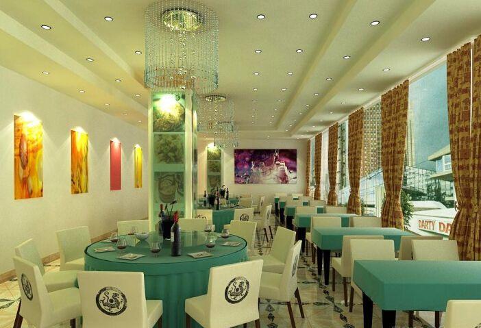 南宁餐厅设计