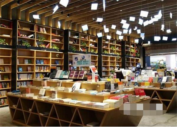 杭州书店装修效果图