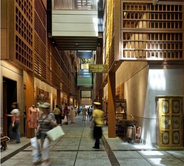 胶州商场装修设计效果图