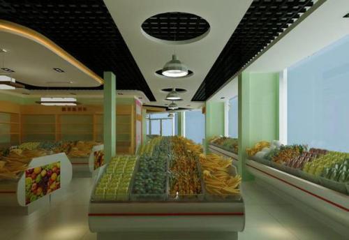 广州水果店装修公司哪家好