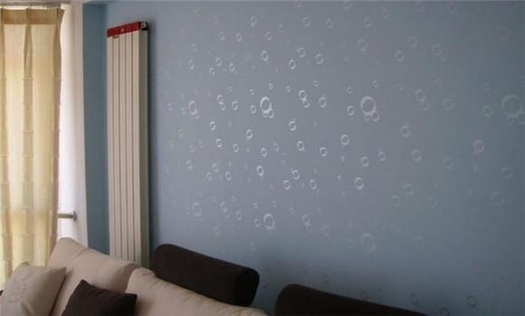 三室一厅墙面装修材料