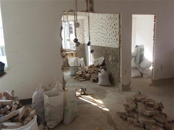 北京老房装修拆除费用