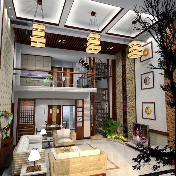 青岛别墅装修设计价格