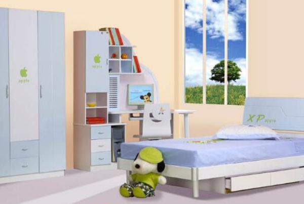 阳光贝贝儿童家具环保吗