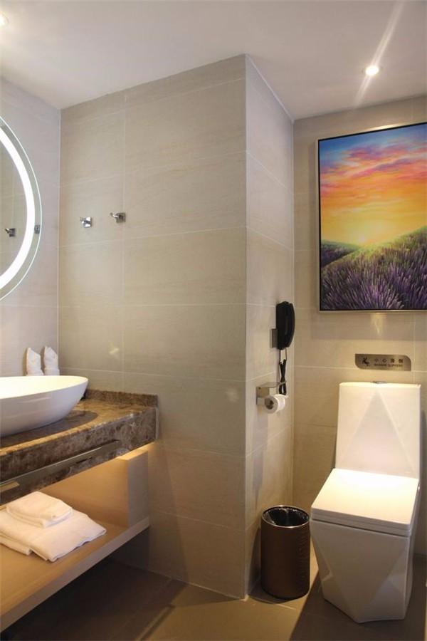 酒店卫生间装修设计案例