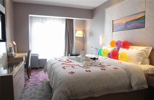 酒店浪漫优享房装修设计案例