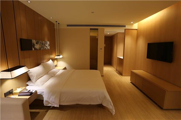 南京酒店装修设计实例图